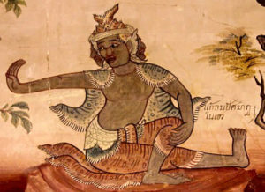 ókori indiai orvos istenség