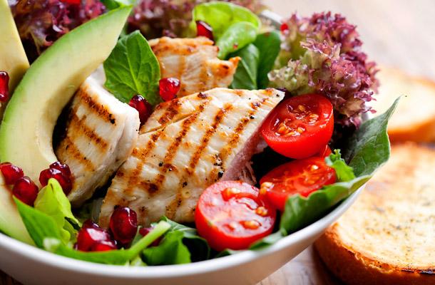 alacsony glikémiás ételek